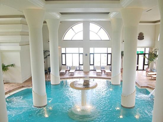 Hotel Nikko Alivila Yomitan Resort Okinawa: 癒しのアクア「リラクゼーションプール」
