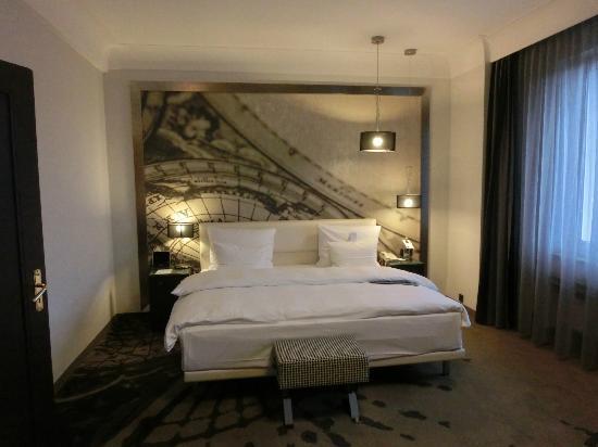 Le Meridien Grand Hotel Nürnberg: Zimmer 522