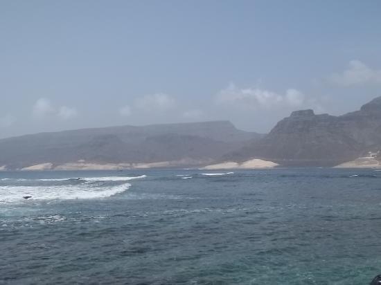 São Vicente, Cabo Verde: Baia das Gatas 9