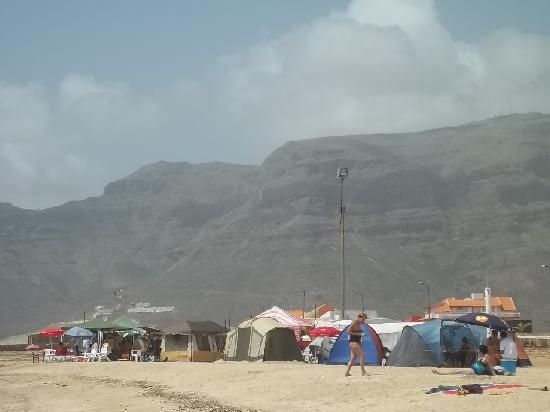São Vicente, Cabo Verde: aspettando il festival