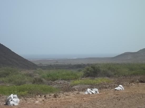 São Vicente, Cabo Verde: Baia das Gatas