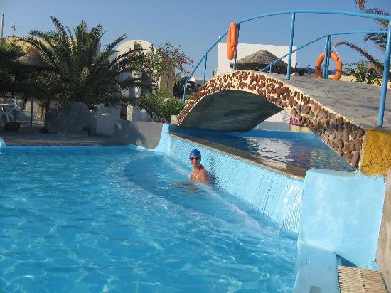 Caldera View Bungalow Resort: 27.08.2012