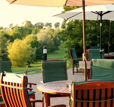Sun Terrace at West Chiltington Golf Club