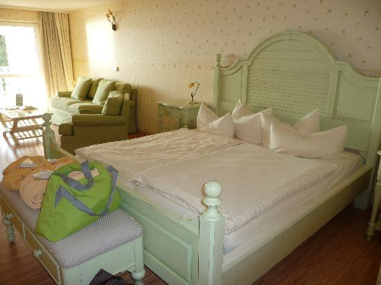 Panoramahotel Oberuckersee: Doppelzimmer first class