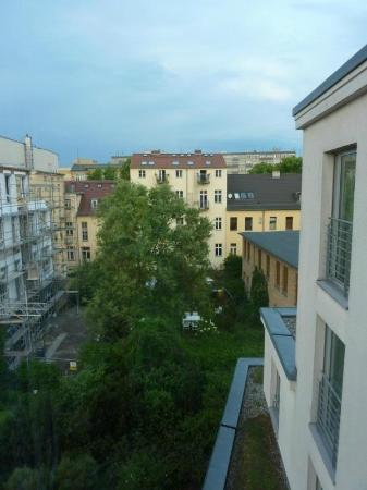NH Potsdam : View from a landing