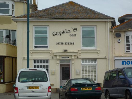 Sophia's B&B: SOPHIAS