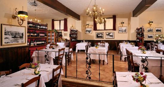 Da roberto e loretta roma ristorante recensioni numero for Arredamento ristorante italia