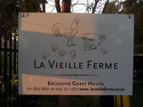 La Vieille Ferme : Definitely great value for money