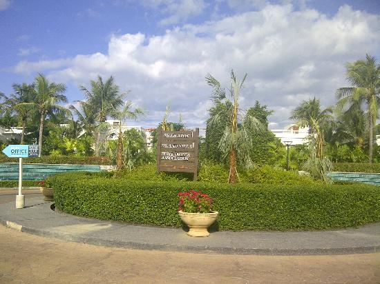 Sheraton Hua Hin Resort & Spa: Welcome !!