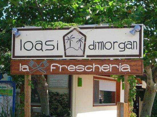 Silvi Marina, Italia: Oasi di Morgan - La Frescheria