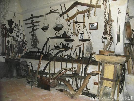 Museo Laboratorio della Civilta Contadina di Matera
