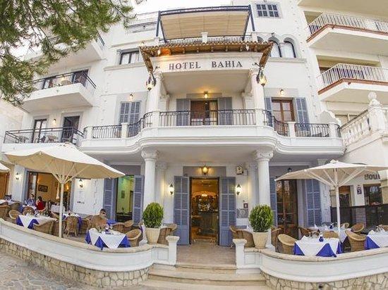 Hoposa Bahia Hotel: Fachada