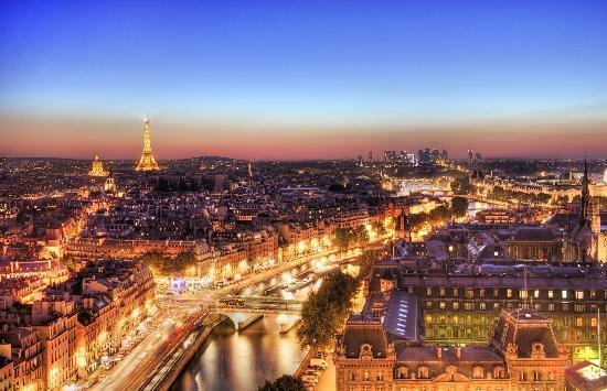 Hotel Des Deux Continents Paris