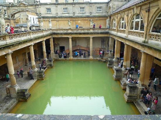 Oldfields House: Roman Baths