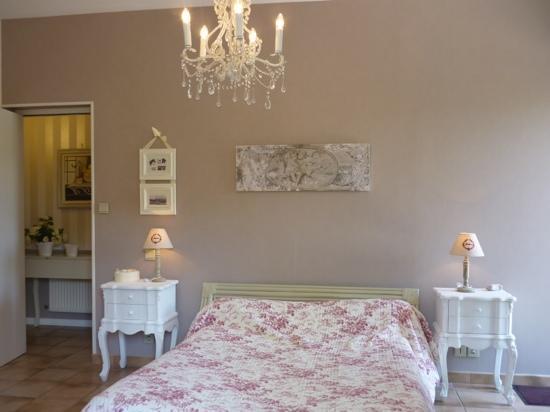 La Grange des Moines: très belle chambre romantique