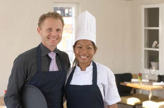 Restaurant Aeblehaven : Owners