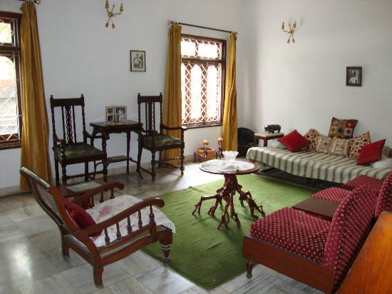 Arcadiia Homestay : The family room