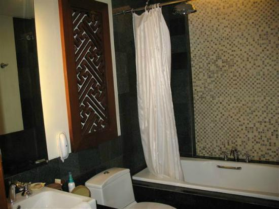 Kuta Seaview Boutique Resort & Spa: Shower