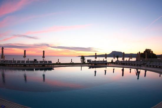 Kiani Beach Resort Family All Inclusive View