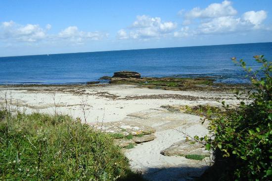 VVF Villages Ile de Groix: Paysage à proximité du VVF