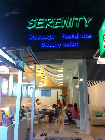 Serenity Patong Spa, beauty & personal care: Serenity Spa & Beauty Salon