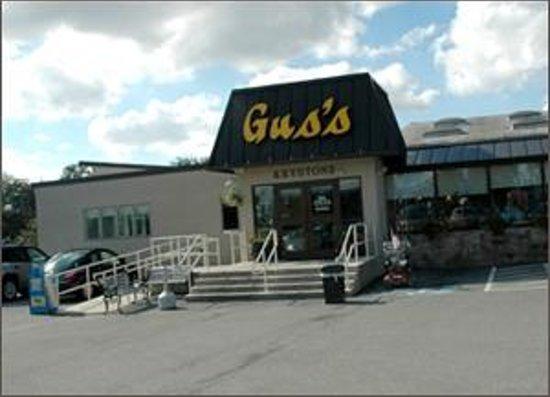 Gus's Keystone Family Rest: outside