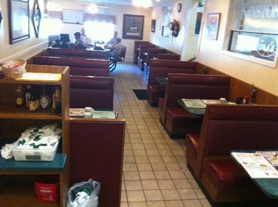 Gus's Keystone Family Rest: coffee shop
