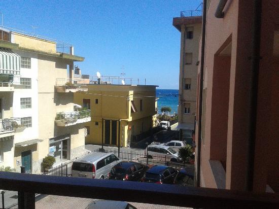 Hotel Mambo: vista balcone