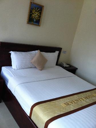 Seventy Hotel: room 501