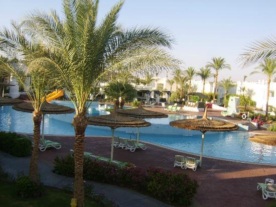 نادي سونستا شرم الشيخ - خليج نعمة: pool area 