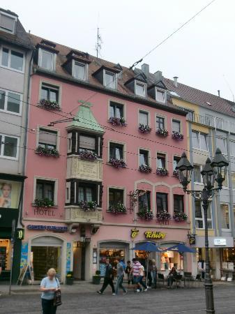 Hotel Zum Winzermännle: Hotel