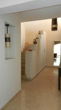Al Maaden VillaHotel & Spa : escalier