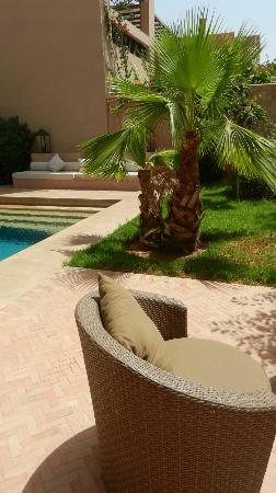Al Maaden VillaHotel & Spa : villa