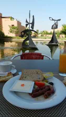 Al Maaden VillaHotel & Spa: pt dej