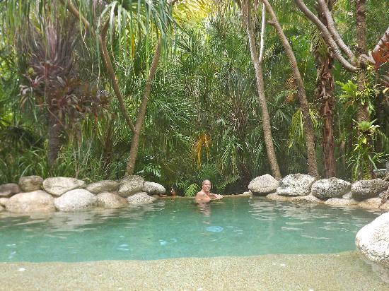 Kewarra Beach Resort & Spa: COLD BUT SERENE!