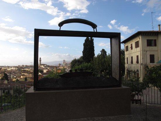 Folon e il giardino delle rose florence italy top tips before you go with photos tripadvisor - Il giardino delle rose ...