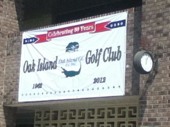 Oak Island Golf Club: OKI Golf Club