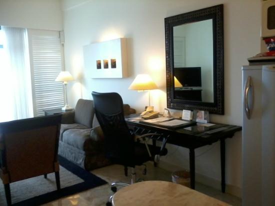 Vivere Hotel: living room