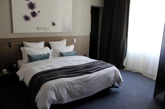 Hotel Cubo: chambre 206