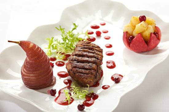 Oak Park Hotel Sfinksas : Meal