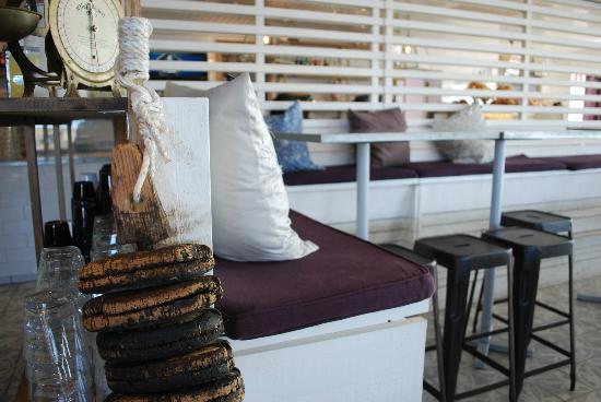 Skärets Krog: il cafè al pianterreno