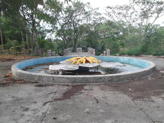 Islazul La Lupe: Fontaine éteinte !! 25 mars 2012.