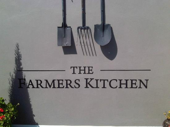 The Farmers Kitchen Wall - Picture of The Farmers Kitchen ...