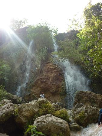 Sri Gethuk Waterfall