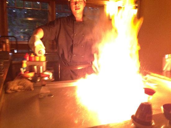 kobe Japanese Steak House: Grillade