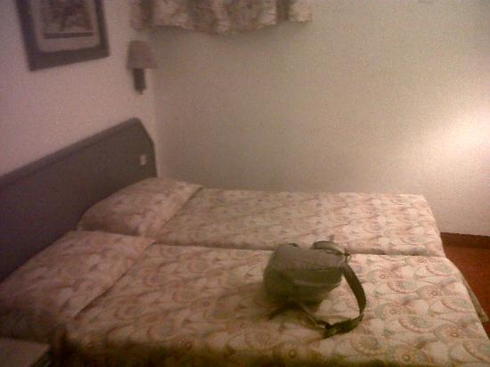 Hotel plaisance: Habitación 109