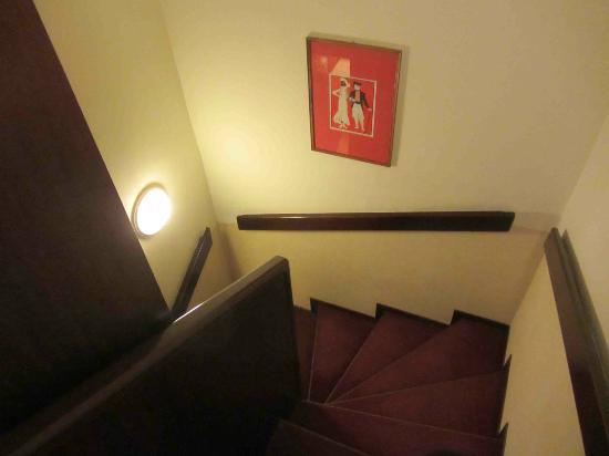 Cordial Theaterhotel Wien: stairs