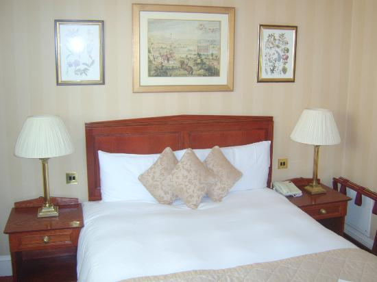Chamberlain Hotel: Very comfy bed!