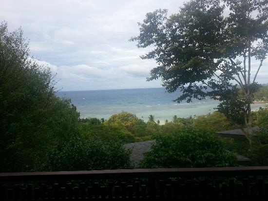Chintakiri Resort: view from room 116