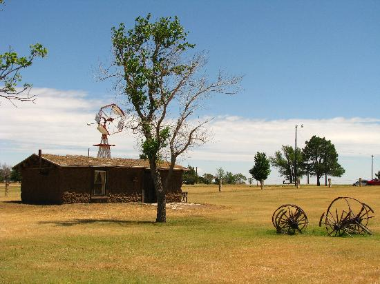 Santa Fe Trail Center : Außengelände